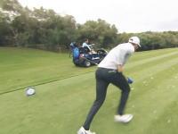 ちょっとワロタwwwいまだかつてゴルフのタイムを競う競技があっただろうか。