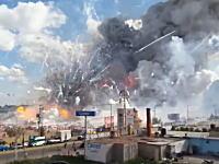 メキシコの花火市場大爆発の映像がやべええwwww少なくとも29人が死亡。