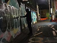 日本に落書き旅行に来た外人の動画がなぜか高評価。東京らくがきトリップ。