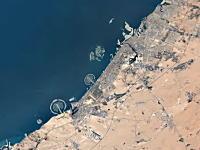 Google Earthのタイムラプス機能が面白い。過去32年間の土地の変化を500万枚の衛星写真で