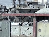 どこから持ってきたの?シリア反乱軍がとても古そうな兵器を使いはじめる。