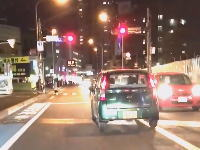 ボケ老人?埼玉でとんでもなくヤバイ運転をしている軽自動車が撮影される。認知症?