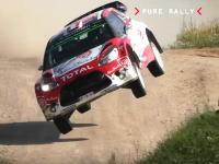 10分間でWRCラリーが好きになってしまうかもしれない動画。Best of WRC 2016