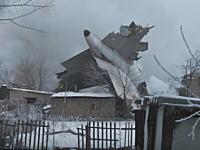 キルギスでボーイングのジャンボ機が住宅街に墜落。大惨事すぎる現場の映像。