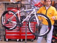 自転車屋さんが本音で語るクロスバイクについて。チューニングのコツなど。