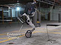 ボストン・ダイナミクス社がまた奇妙なロボットを開発。1.2メートルの垂直ジャンプもできるよ。