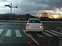三重県松阪市に出没するという心の病気を抱えているであろうインプレッサ。