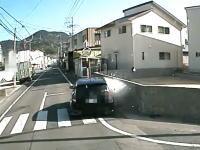 ドライブレコーダーが記録した衝撃の事故特集。DQN危険運転など。