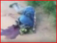 コンゴで軍兵士が村人を虐殺しているとされる映像が投稿され大きな問題に。