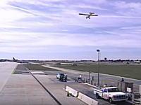 俳優のハリソン・フォードさん空港の誘導路に着陸するというミスを冒し操縦免許取り消しの危機。