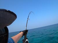 1gヒロカズ釣行記。モルディブにGT(ロウニンアジ)狙いに行ってきた。