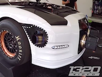 世界最速のGT-Rができた。3000馬力のALPHA Gが1/4マイルの世界記録を大幅に更新。