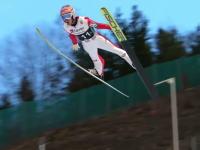 スキージャンプのビケルスン大会で253,5メートルの世界最長記録が生まれる。