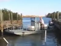 イラwwwイラwwwするwwwボートのランチングがあまりにも下手くそすぎる船長。