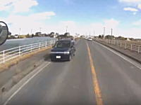 ドラレコ特集「居眠り運転の対向車が真正面に迫ってくる恐怖」の他、逆走多数。