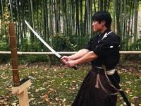 居合術家の町井勲さんが1分間速斬の世界記録を達成。これでギネス記録は6つに。