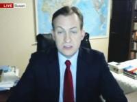 BBCのワールドインタビューでほのぼの放送事故。いっぱい侵入してくるwww