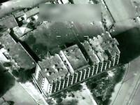 米軍のB-52戦略爆撃機がモスルのISIS司令部を吹き飛ばした時の映像が公開される。