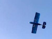 こいつ絶対操縦免許持ってないだろwwwというあまりにも危なっかしいパイロットの映像。