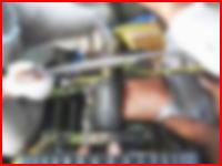おぎゃあああ動画。破砕機に手を巻き込まれた男性のレスキュー映像。