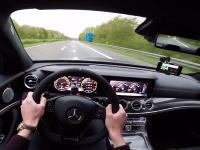 セレブの自動車。新型メルセデスAMG E63 Sアウトバーンで0-300km/hテスト。