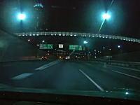 首都高で179km/h!?鬼のように飛ばして事故ったDQNたちのビデオ。