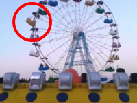 観覧車から母子が落下して亡くなるという酷い事故の映像。(ボラズジャン)