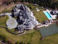 世界の不動産。アメリカで売りに出されているお値段51.3億円の家がこちらです。