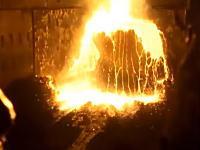 危険がいっぱいのお仕事。製鉄所で事故が起きるとこんな恐ろしい事に(((゚Д゚)))