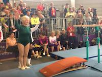 【驚き】世界でもっとも高齢の体操選手。91歳の平行棒がすごい。ヨハンナ・クアース