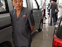北朝鮮ではどんな車が売られているのか。平壌の自動車ディーラーを取材。