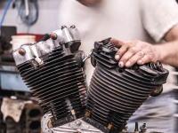 ハーレーダビッドソンのVツインエンジンリビルトの様子を2万枚の写真で。