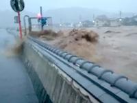 福岡・大分大雨の被害状況まとめ(動画像)これはうわああああああああ(@_@;)