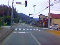 付けててよかったドライブレコーダー。相手が嘘を主張する交差点事故ドラレコ。