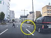 京都の国道1号線(堀川通)で子猫を救った女子高生のビデオが大人気に。GJ大賞ノミネート作品。