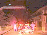DQNの歩き方wwwDQNの怒鳴り方www石川のジェッドキュンが怖い車載。