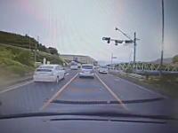 沼田市の国道17号線で起きたトラック追突死亡事故のドライブレコーダー映像が公開される。