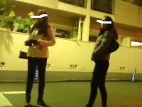 苺は15000円。神奈川、東京の立ちんぼ出没エリアを盗撮してみた動画。