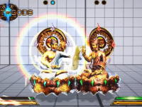 【神ゲー】世界の神同士が戦う格ゲーが発売される。天照大神vsブッダ