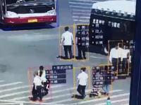 中国の監視カメラがなんだかすごそう。リアルタイムCCTV監視システム。