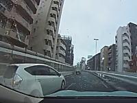 首都高でテスラが事故ったドライブレコーダーが某5掲示板で話題になる。