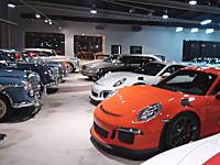 大富豪のガレージ拝見。タニさんの何百億円というカークレクションが凄すぎる動画。