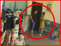中国のブチギレ男が怖すぎる。女性が死ぬまで暴行を続ける男の映像。