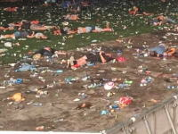 ラスベガス無差別殺人。死者は59人に。無数の遺体が散らばるコンサート会場の画像が公開される。