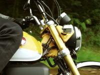 HONDAのモンキーが125ccになって復活!(走行動画)結構ありかもしれない。