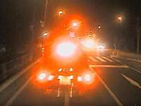 ドライブレコーダー。大型車による追突事故の瞬間がこえええ(@_@;)動画たくさん。