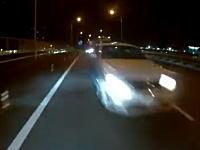 バイクで走行中に逆走車に殺されかけた車載がこわすぎる。千葉県印西市。