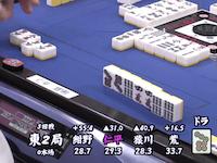 ゲームのような役満。プロ雀士のカンカンツモ!で四暗刻が飛び出す動画が話題。