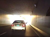 福岡高速でDQNっぽい車を煽りまくったら仕返しをされたドラレコ。