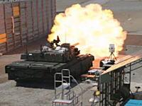 下北試験場(弾道試験場)で行われる自衛隊の火器、弾薬の弾道性能試験の映像。